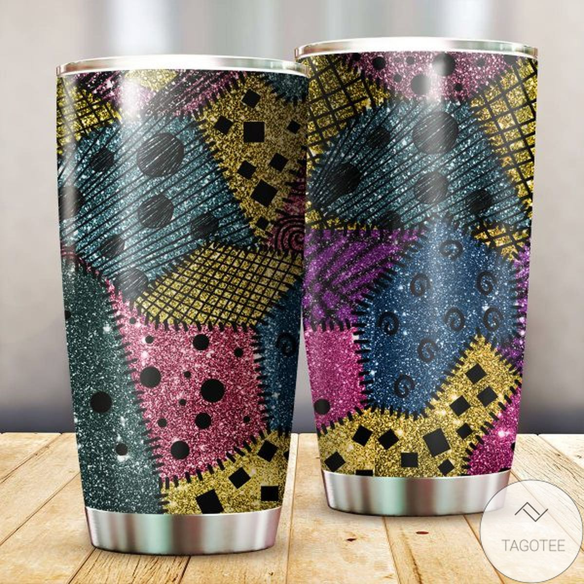 Free Ship Sally The Nightmare Before Christmas Sewing Pattern Tumbler