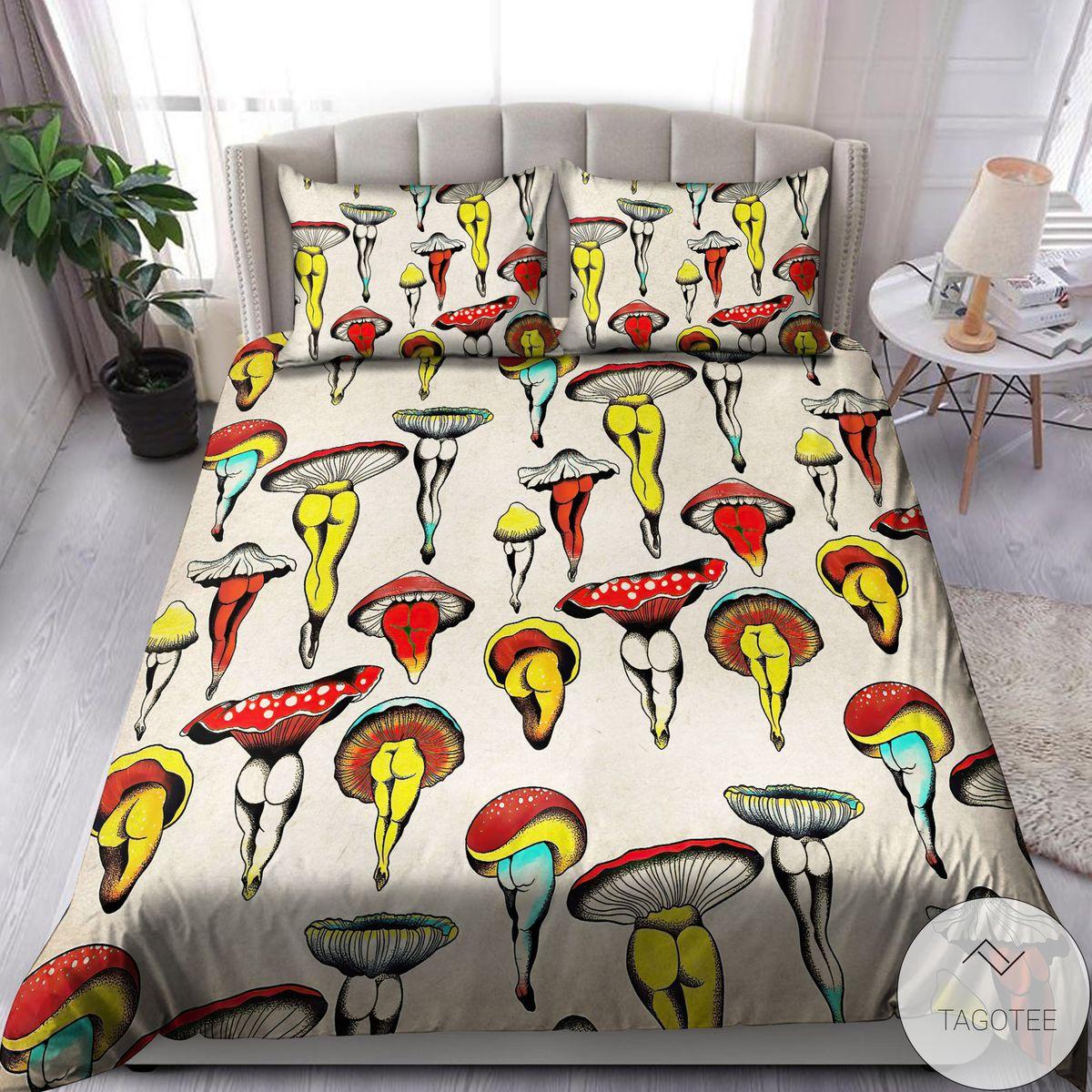 Sexy-Hippie-Mushroom-Bedding-Set