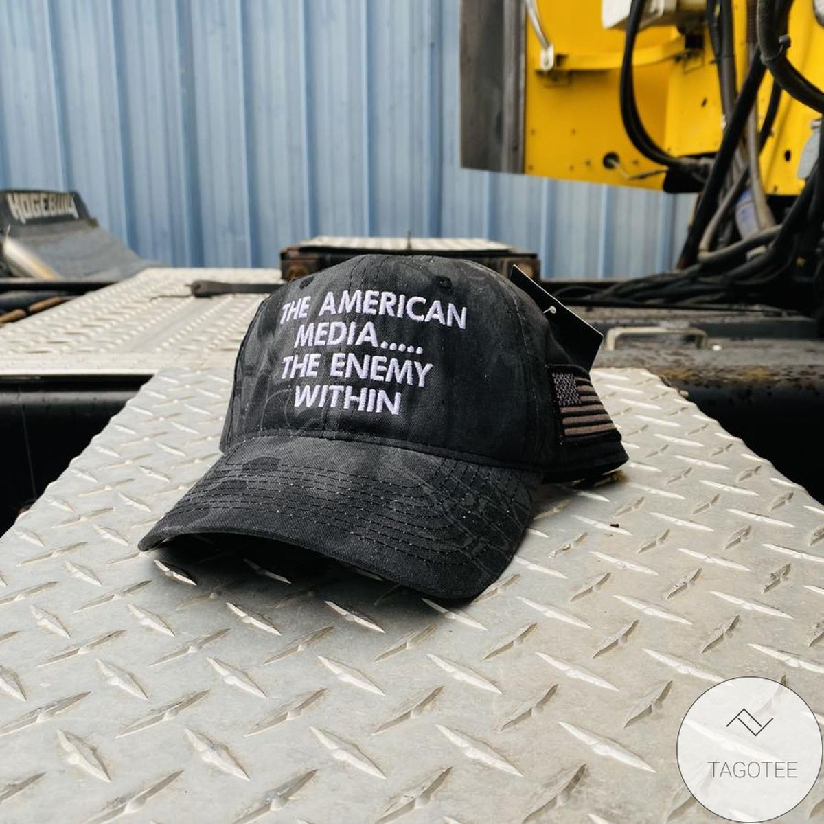 The American Media The Enemy Within Hat