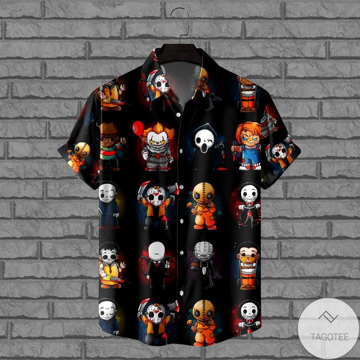 Hot Deal The Cartoon Killers Hawaiian Shirt