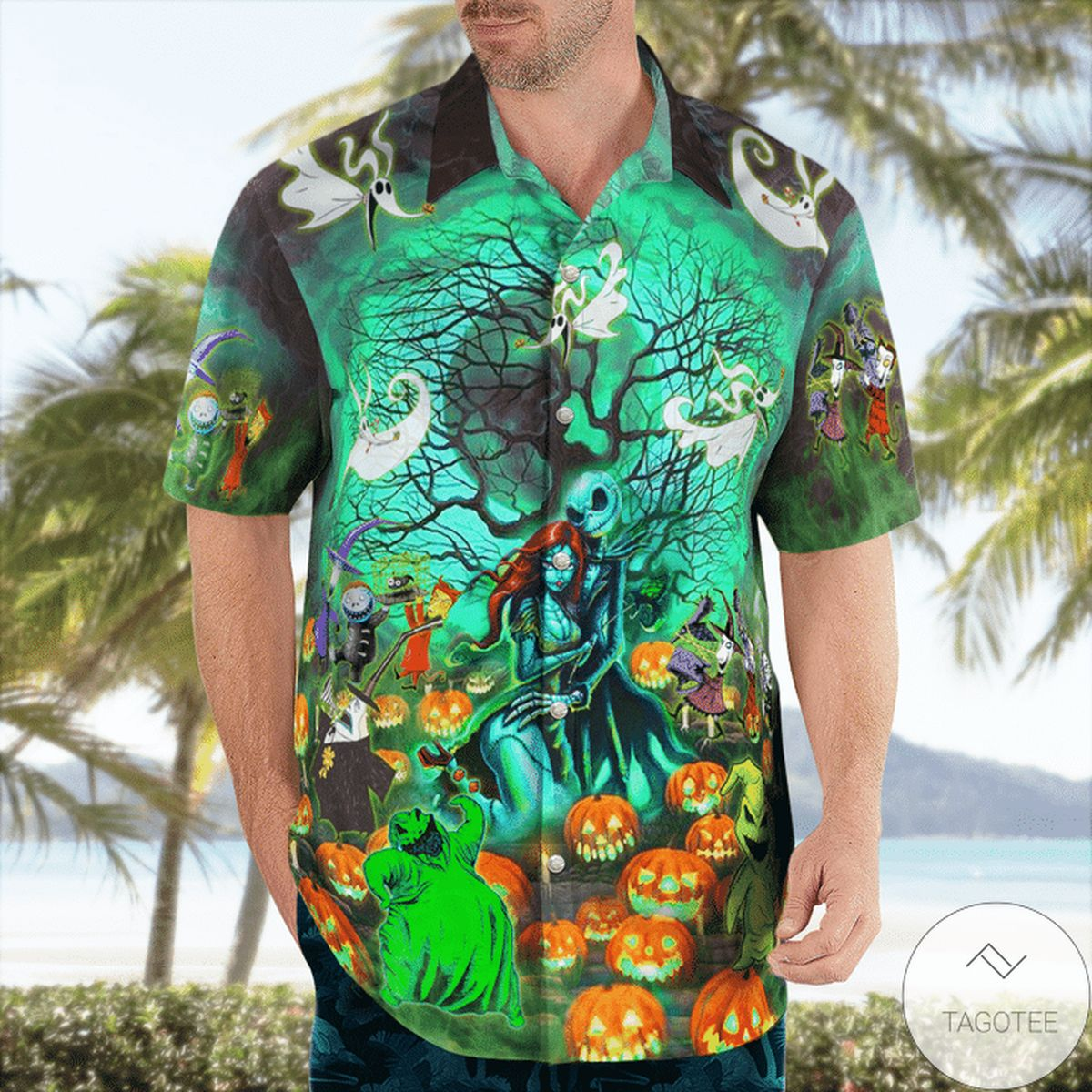 Rating This Is Our Town Of Halloween Hawaiian Shirt