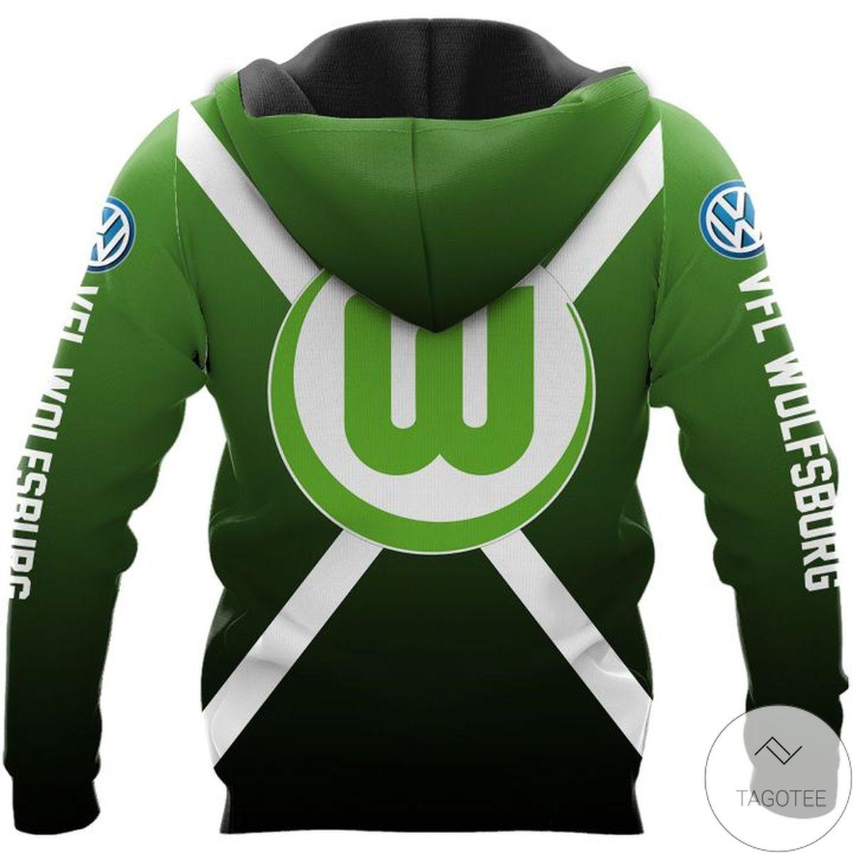 VFL Wolfsburg Logo Hoodiez