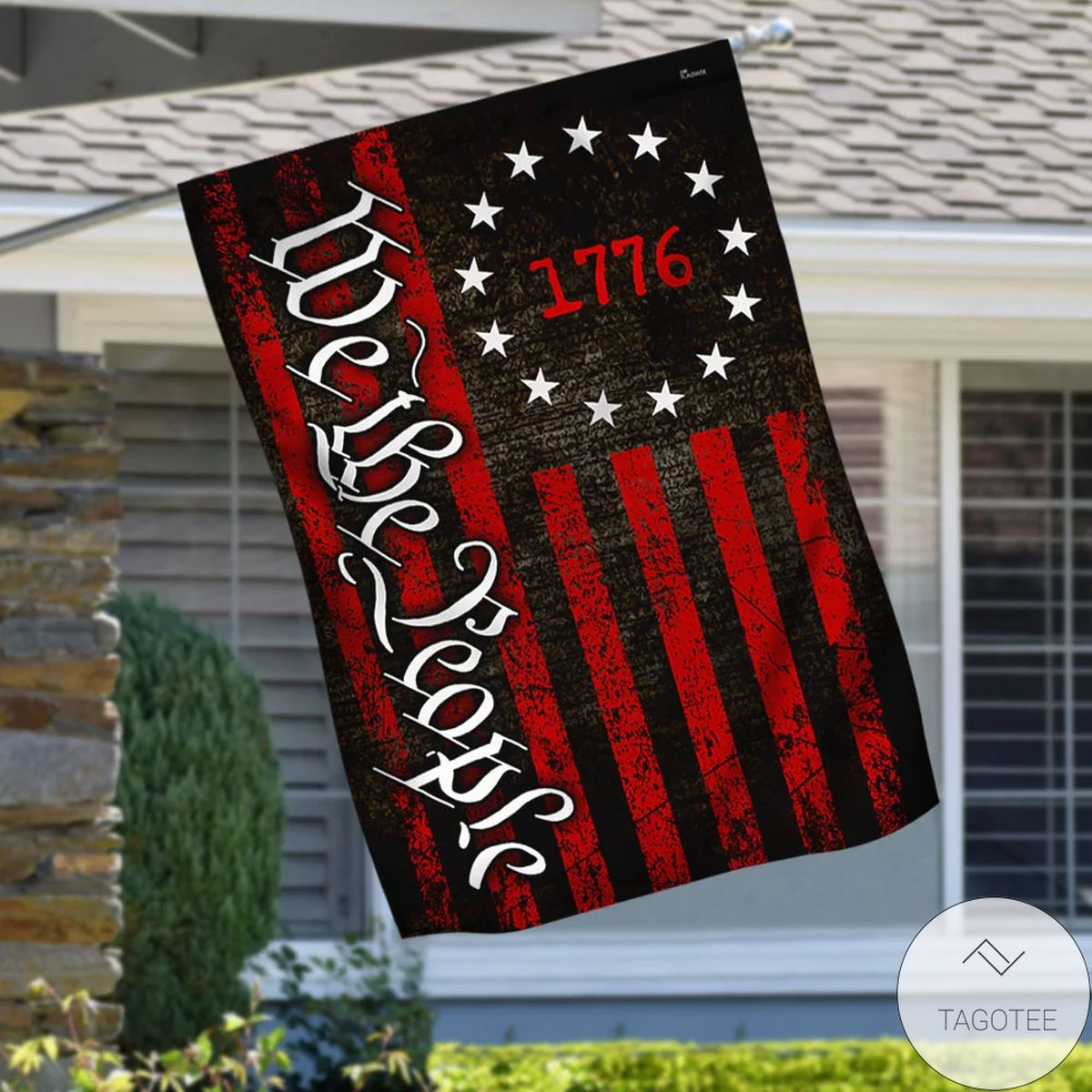 Beautiful We The People Betsy Ross Flag