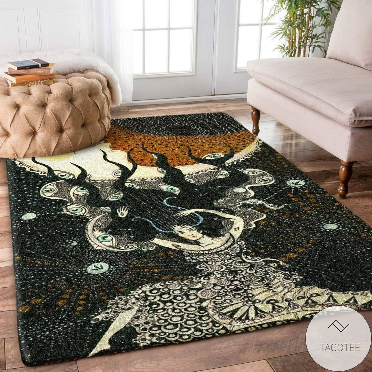 Great Wiccan Area Rug