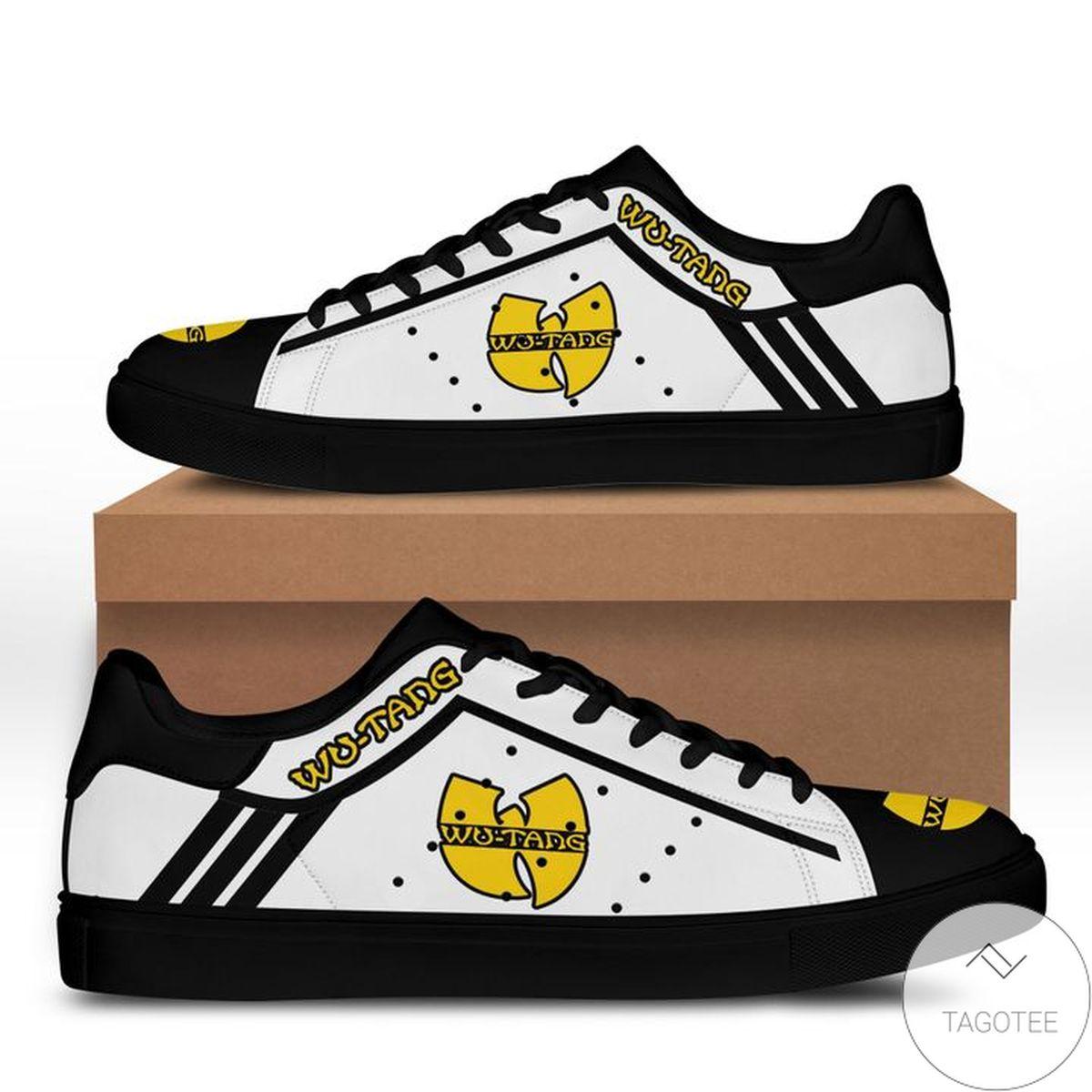 Wu-tang Black Stan Smith Shoes