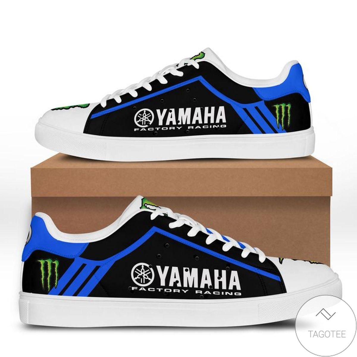 Clothing Yamaha Racing Blue Stan Smith Shoes
