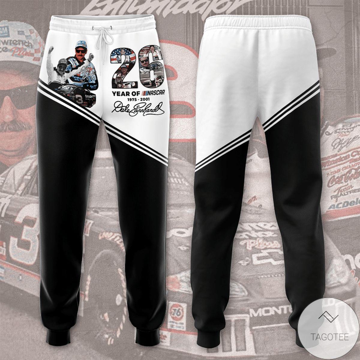 26 Years Dale Earnhardt Unisex Long Pants