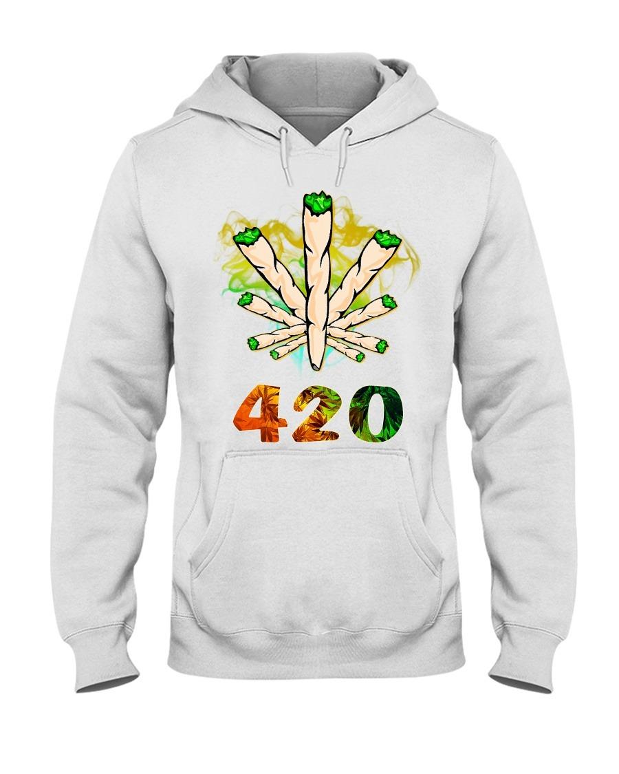 420 Weed hoodie