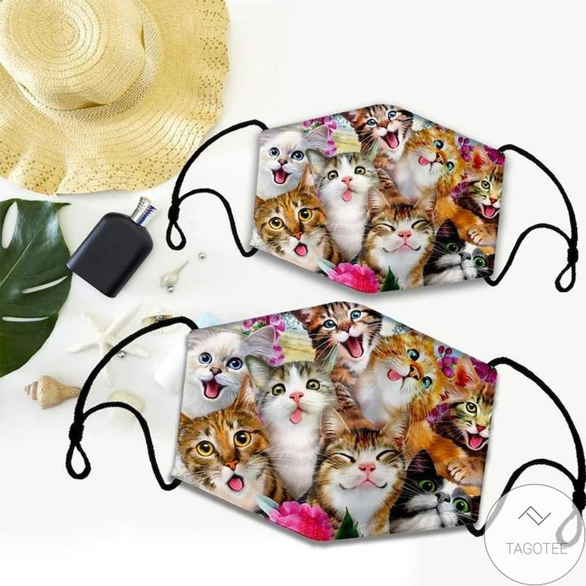 A Lots Of Cats Cloth Face Mask