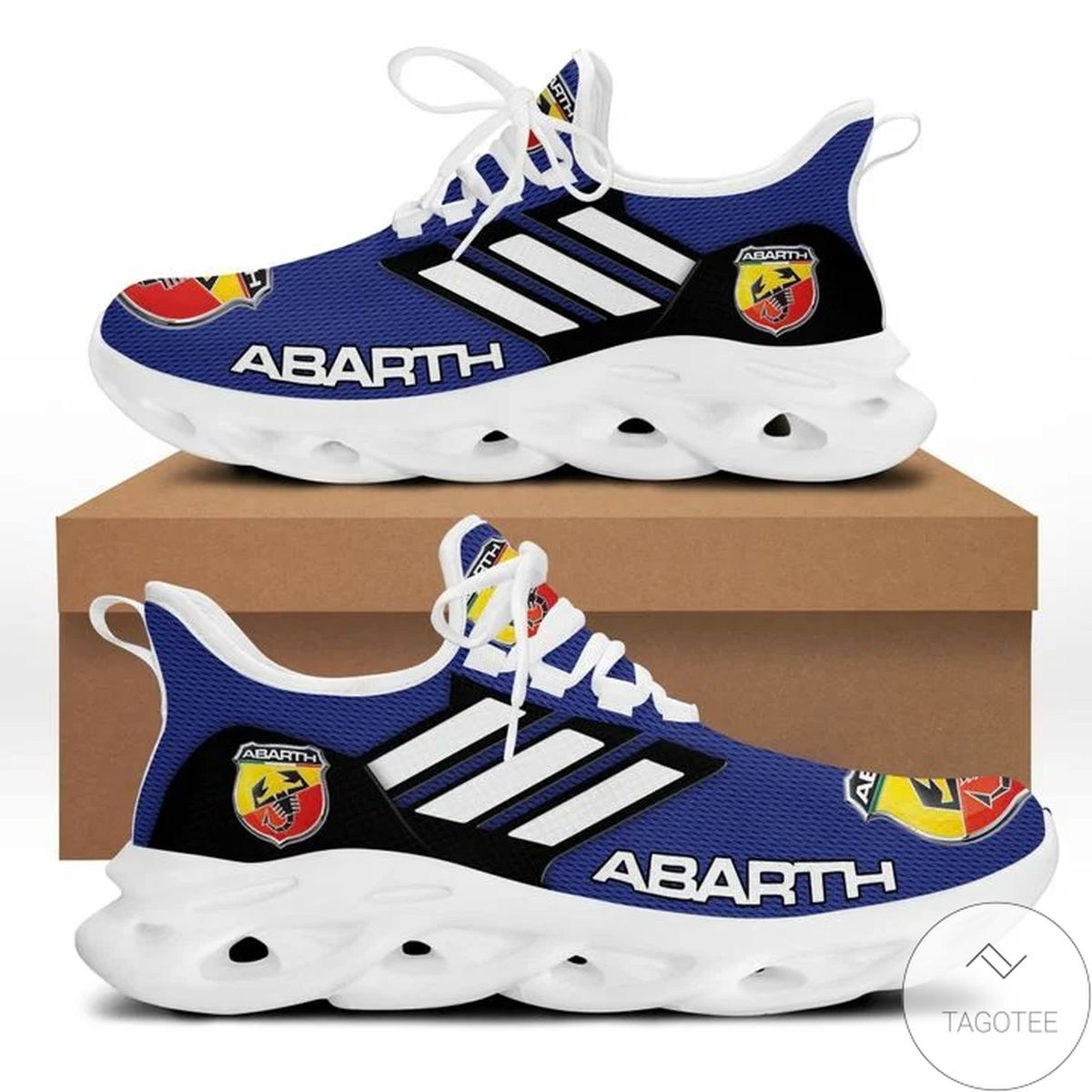 Only For Fan Abarth Yeezy Running Sneaker Max Soul Shoes