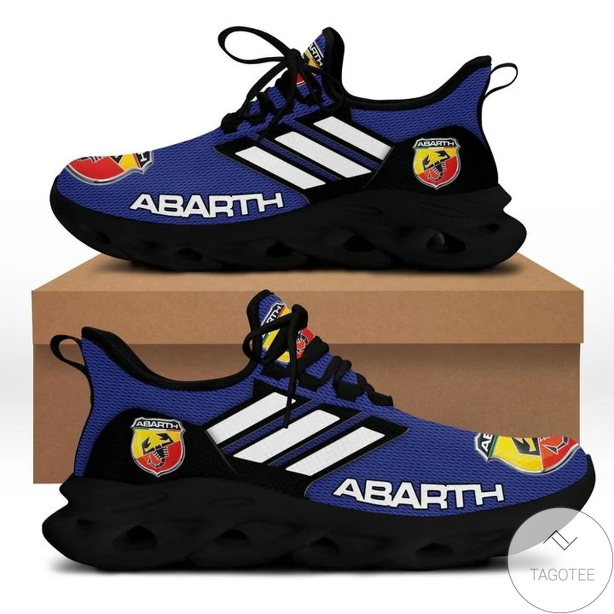 Abarth Yeezy Running Sneaker Max Soul Shoes