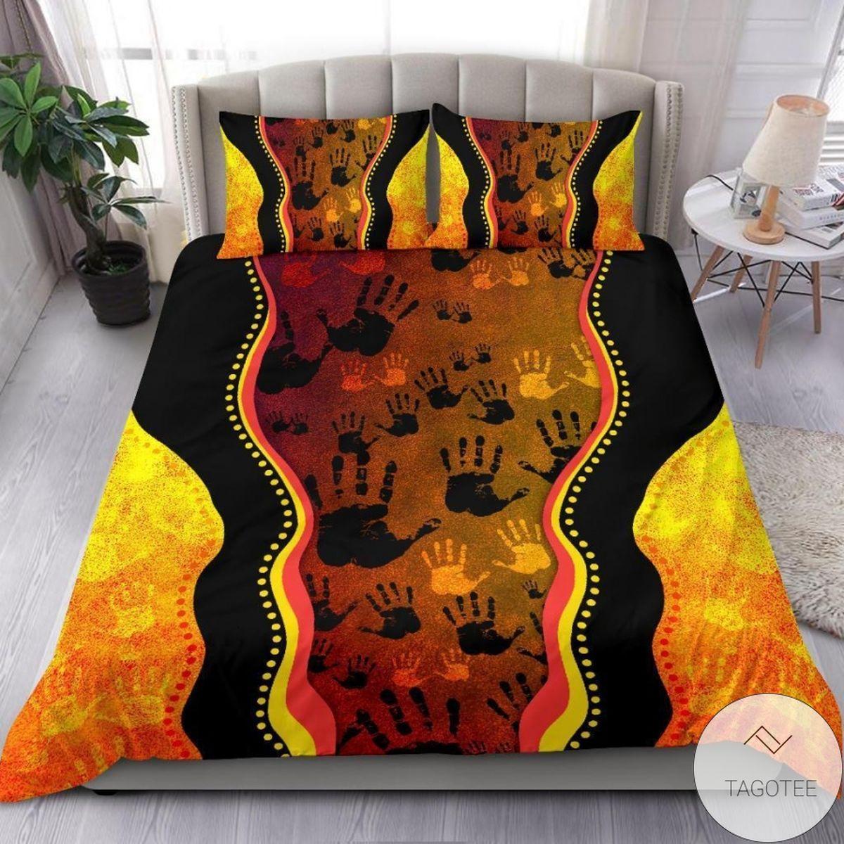 Aboriginal Australia Bedding Set