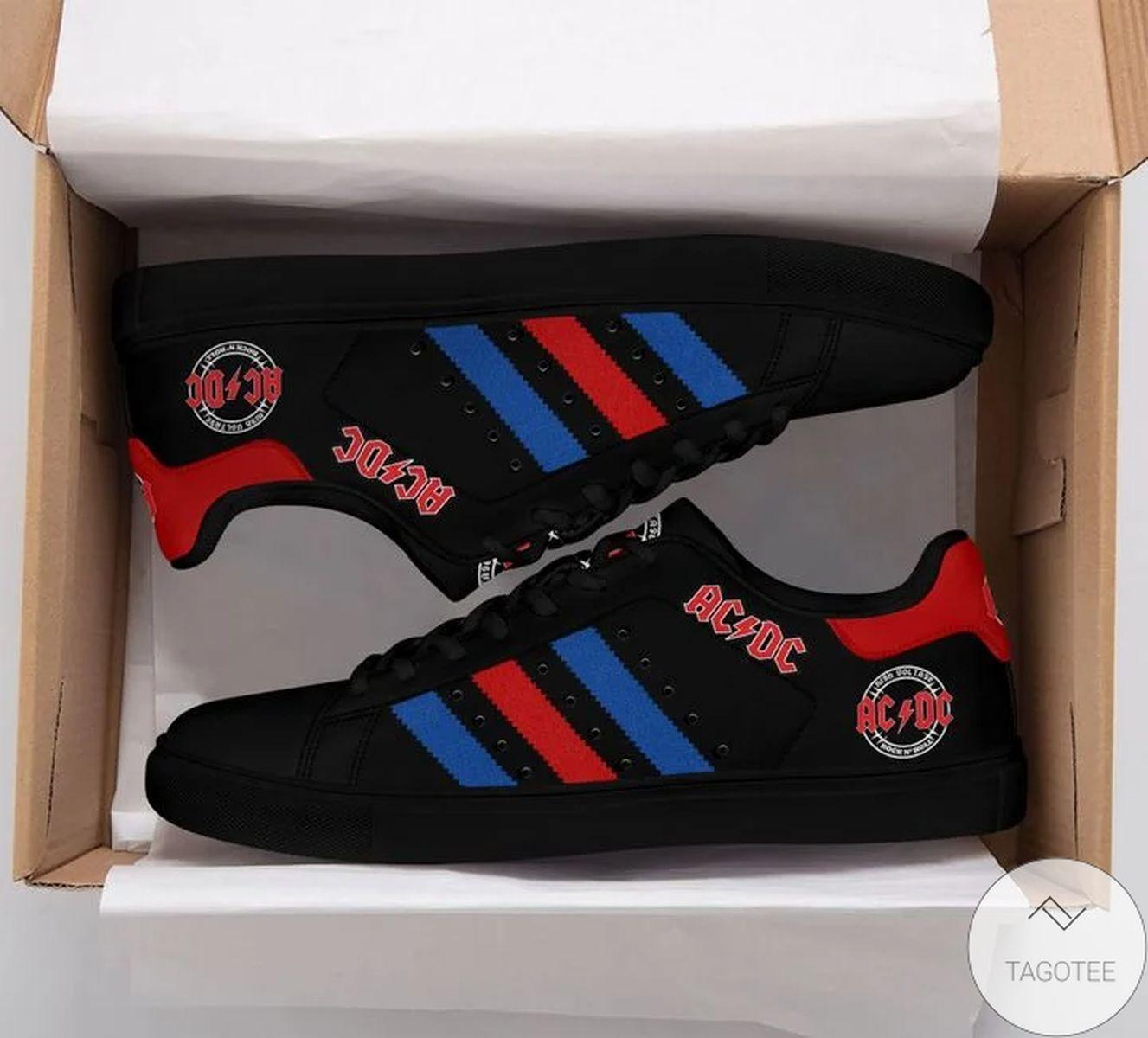 Ac Dc Stan Smith Shoes