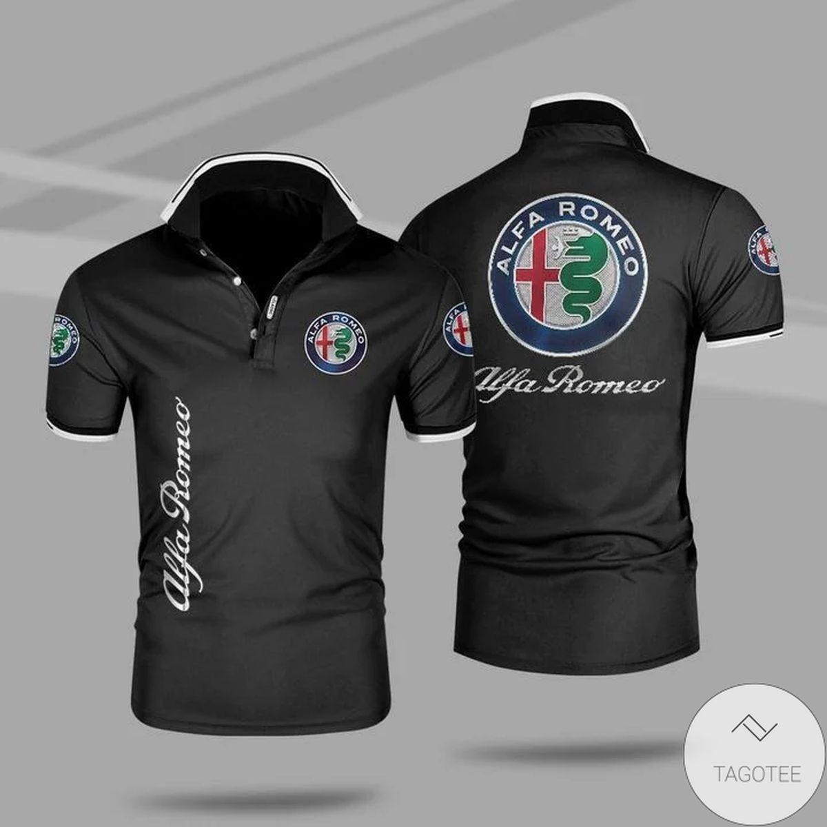 Alfa Romeo Polo Shirt
