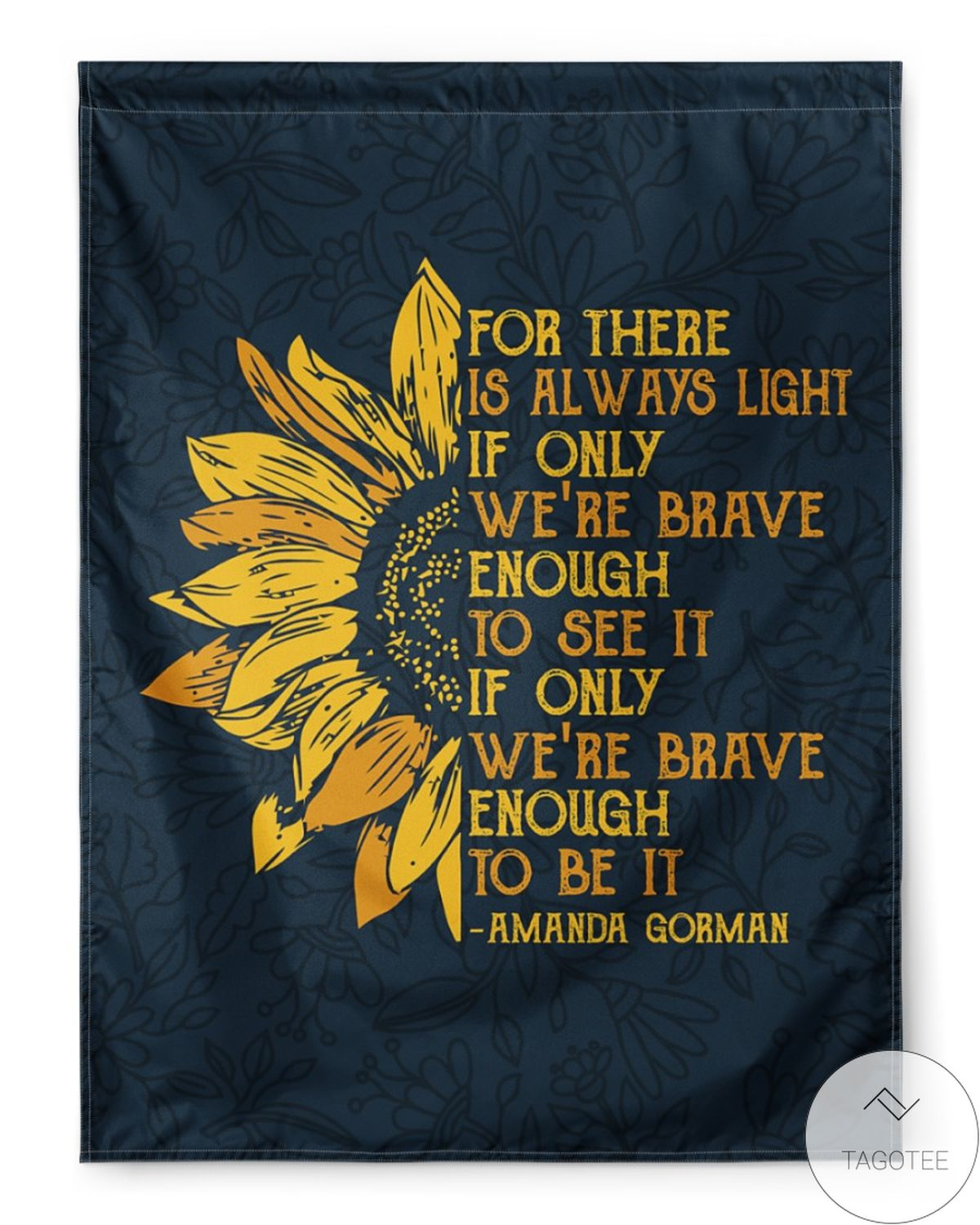 Amanda Gorman For There Is Always Light If Only We're Brave Enough Flagsx