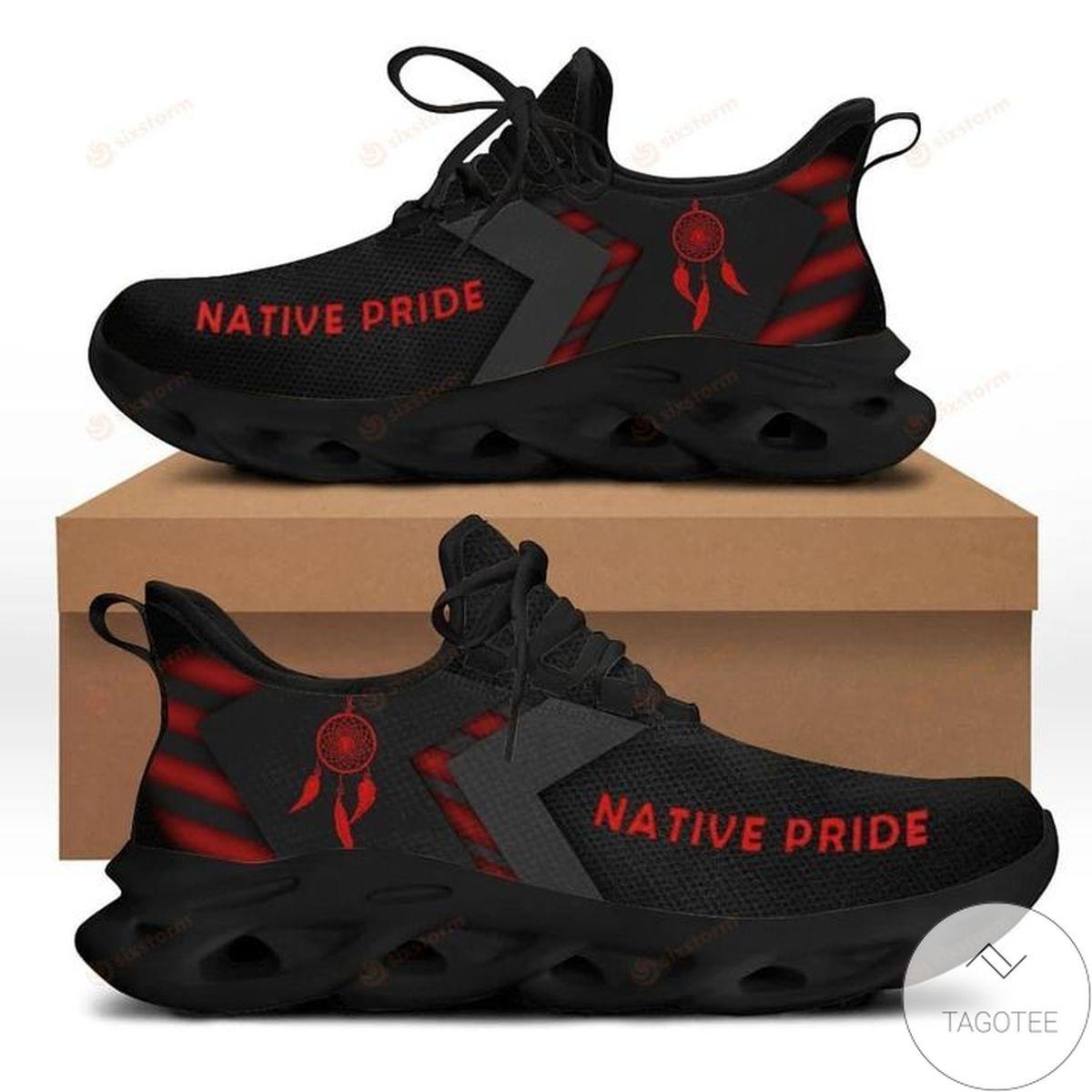 American Native Pride Max Soul Shoes
