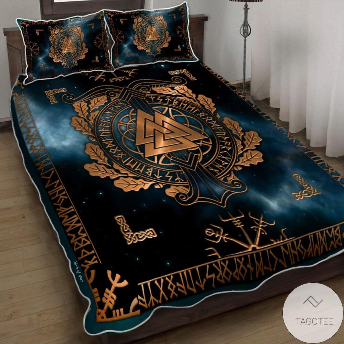 Asgard Viking Symbol Bedding Set