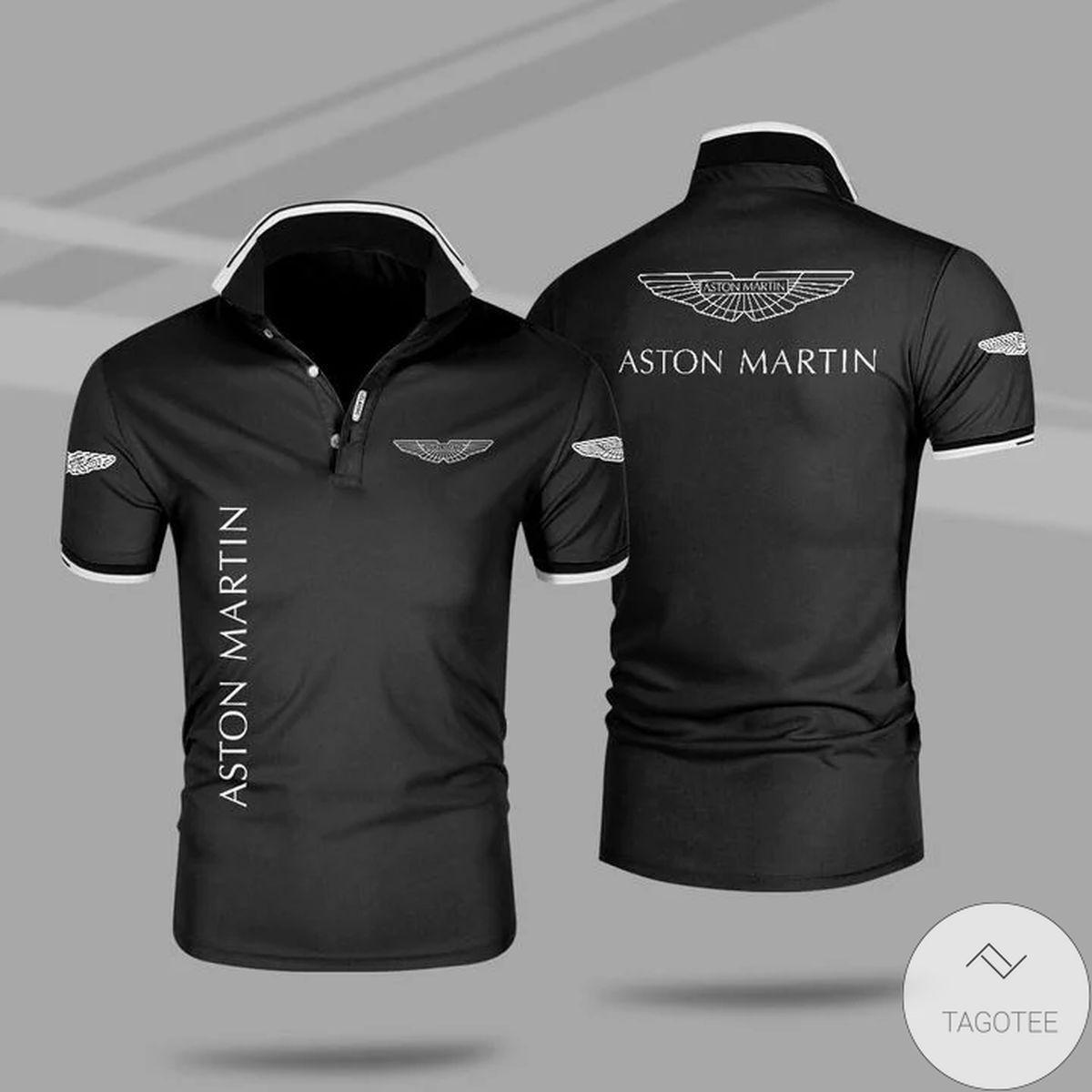 Aston Martin Polo Shirt