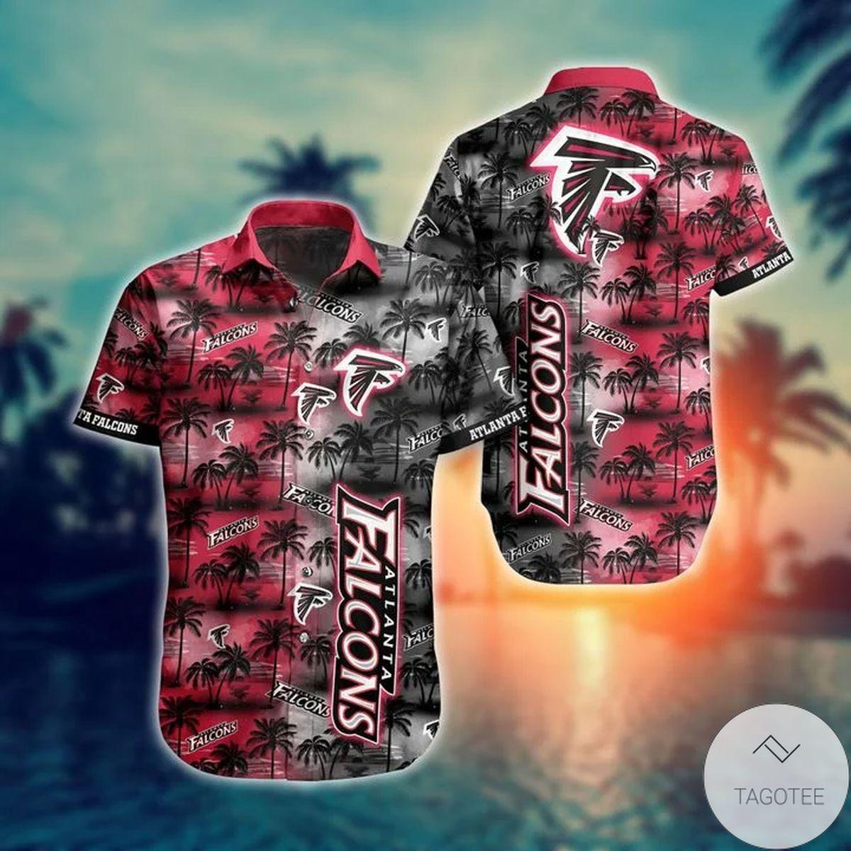 Atlanta Falcons NFL Hawaiian Shirt