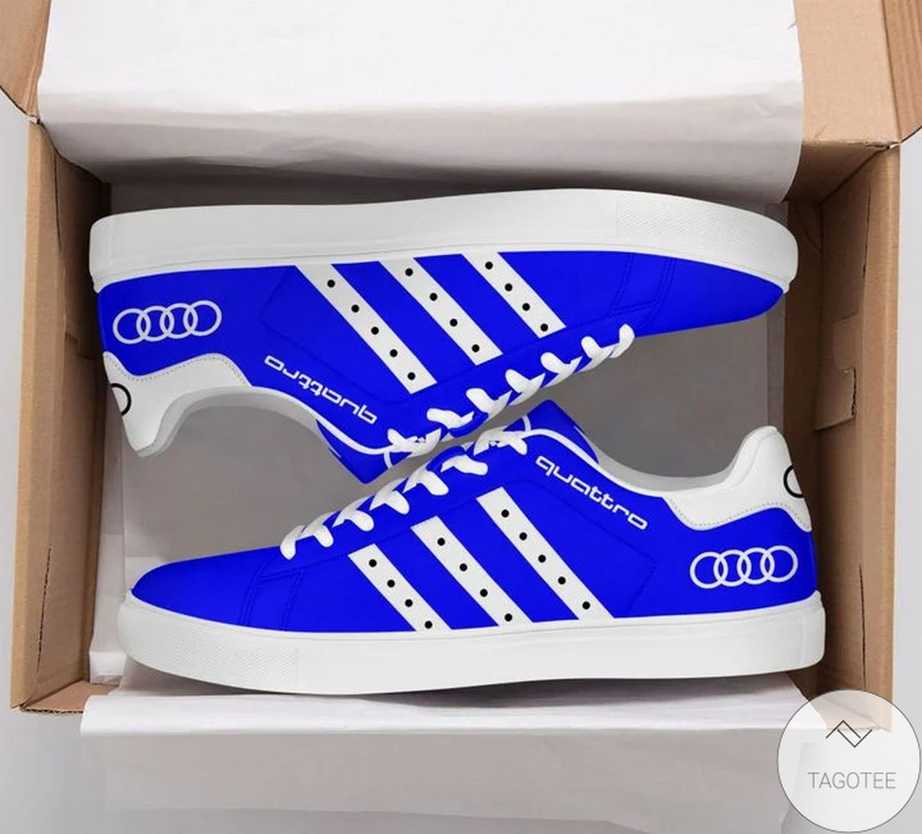 Great Audi Quattro Stan Smith Shoes