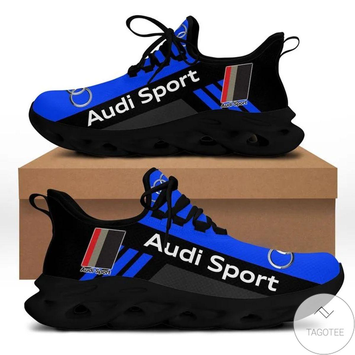 Audi Sport Yeezy Running Sneaker Max Soul Shoes