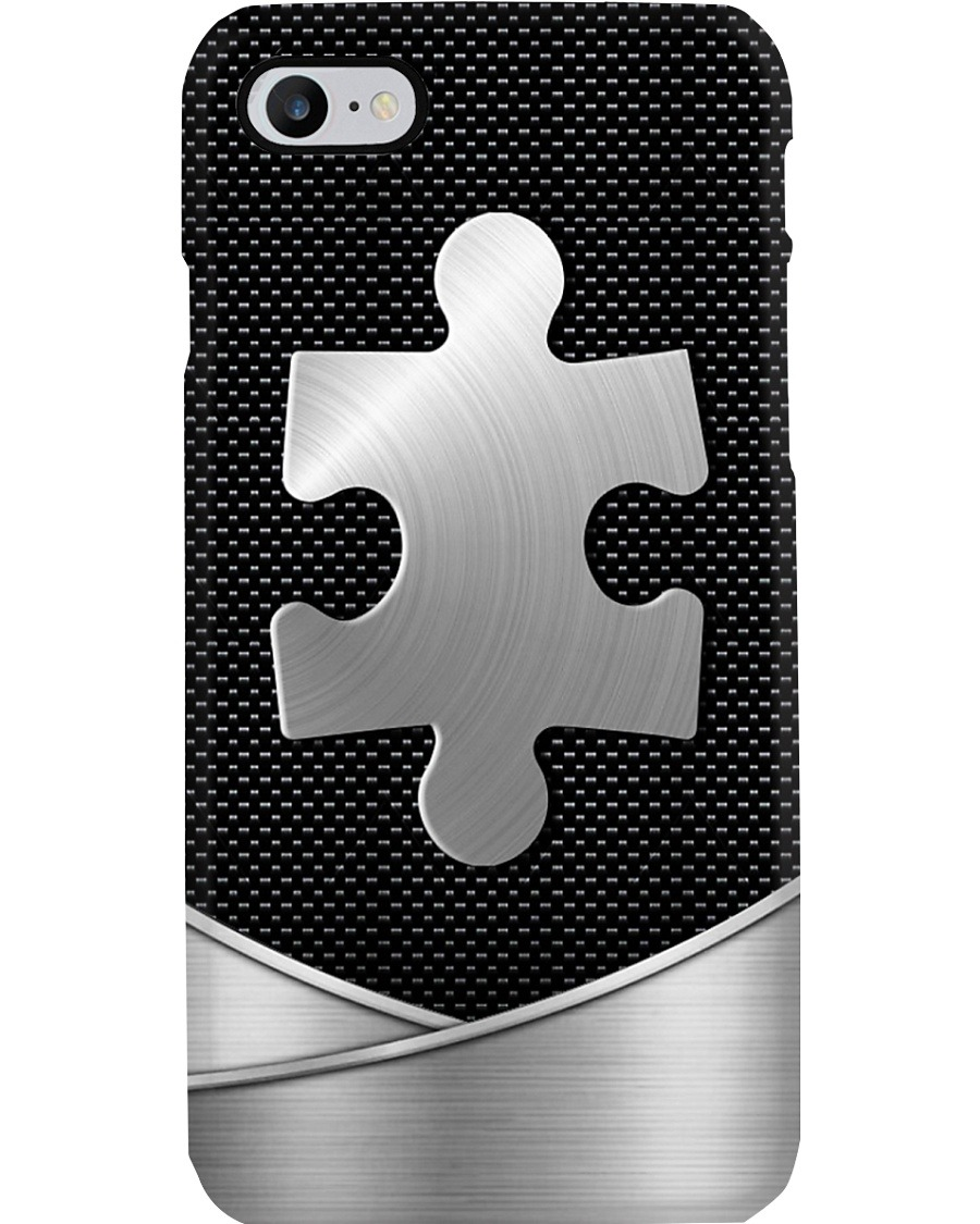 Autism Logo as metal phone case 7