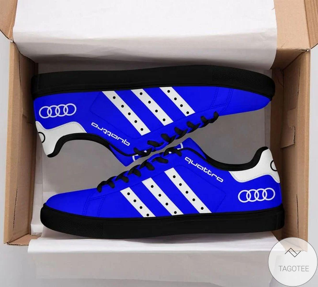 Audi Quattro Stan Smith Shoes