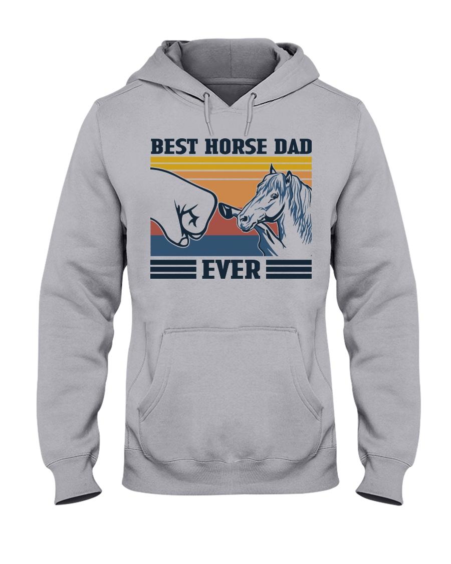 Best Horse Dad Ever hoodie
