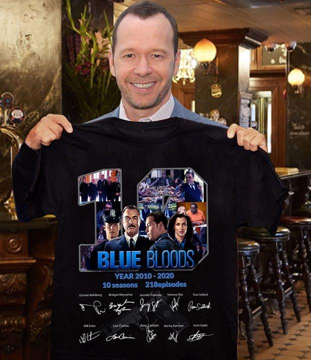 Blue Bloods - Season 10 shirt 0