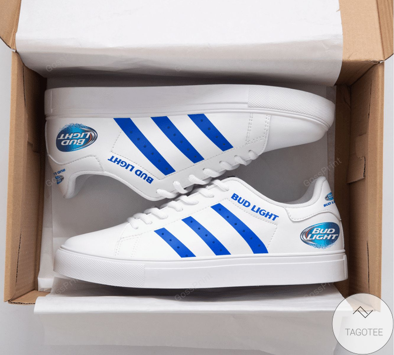 Bud Light Stan Smith Shoes