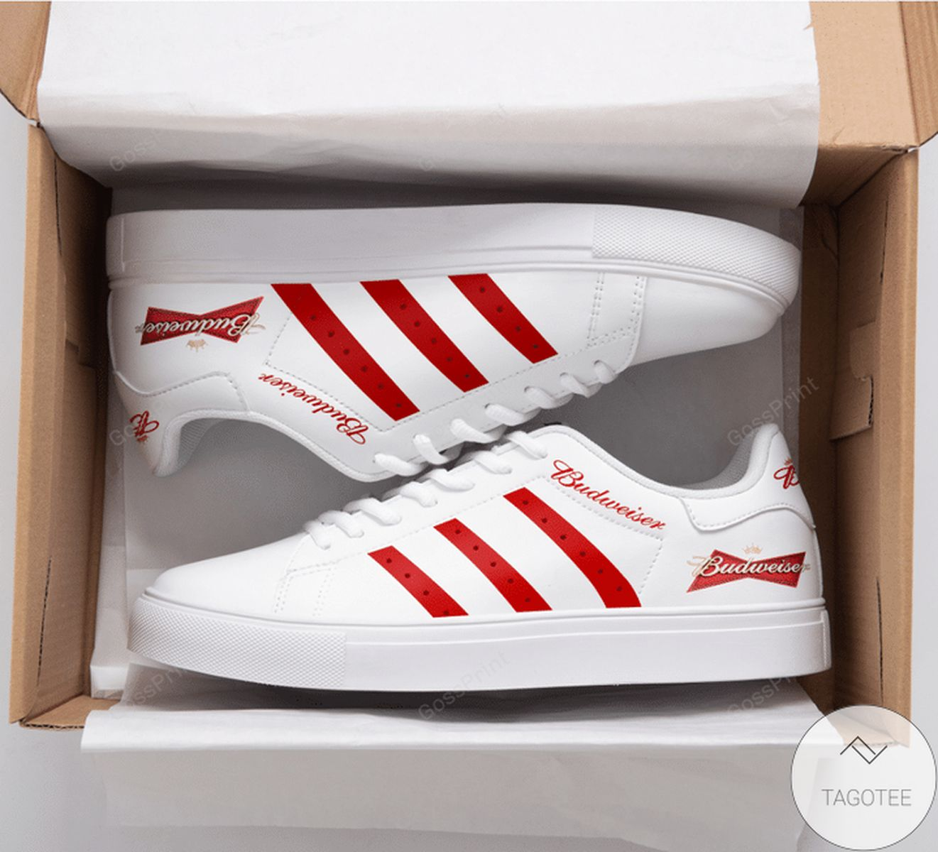 Budweiser Stan Smith Shoes