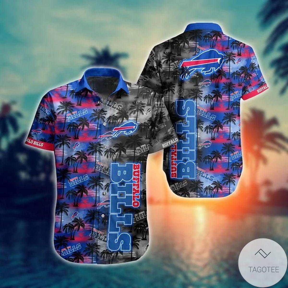 Buffalo Bills NFL Hawaiian Shirt