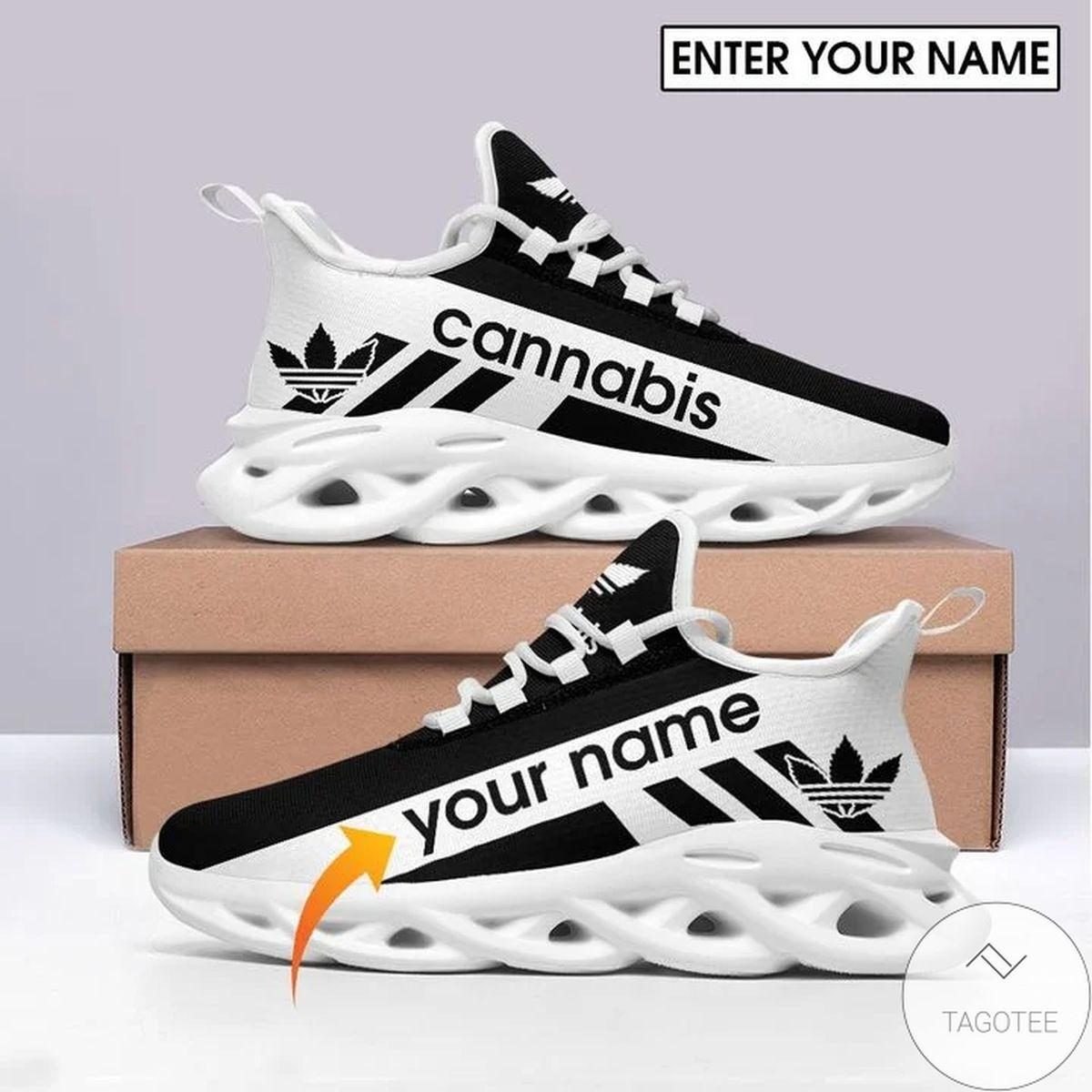Cannabis Sneaker Max Soul Shoes