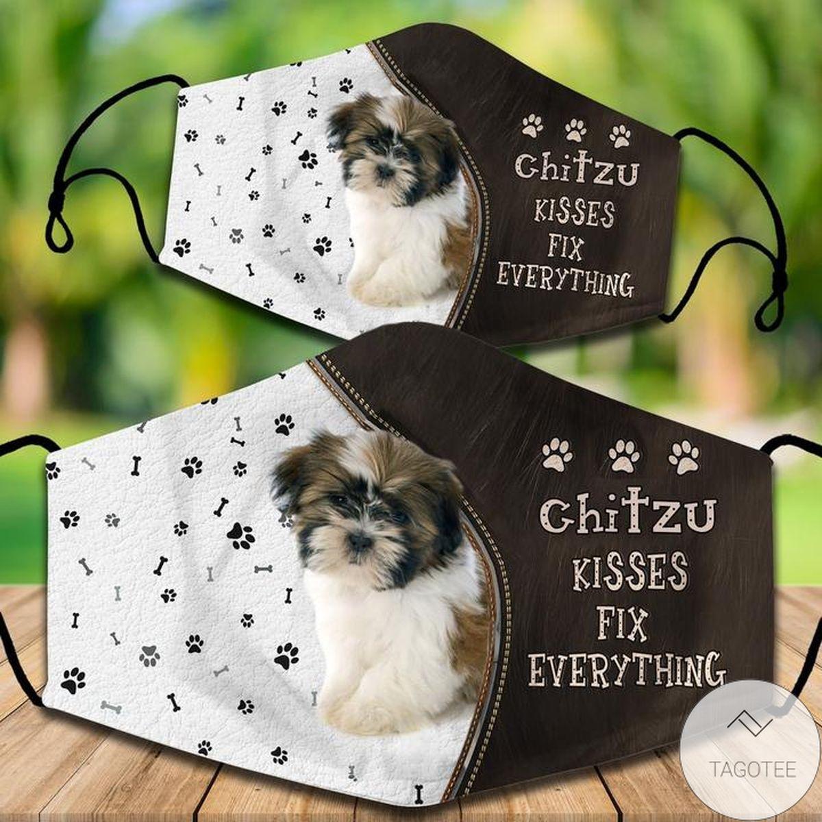 Chitzu Kisses Fix Everything Face Mask
