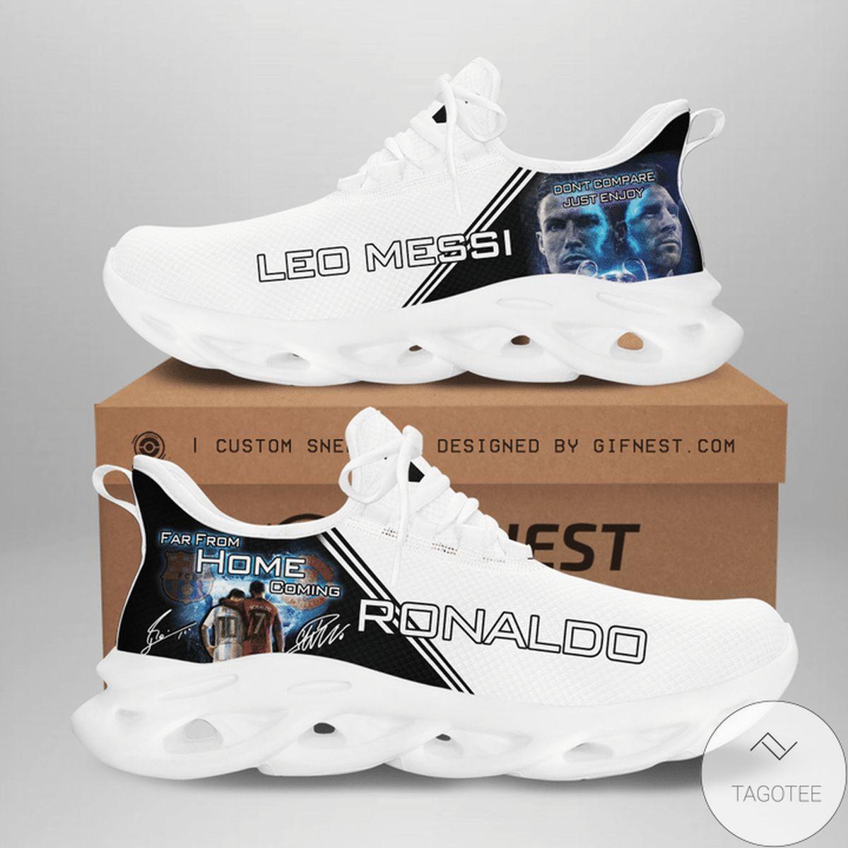 Cr7 Ronaldo Messi Sneaker Max Soul Shoes
