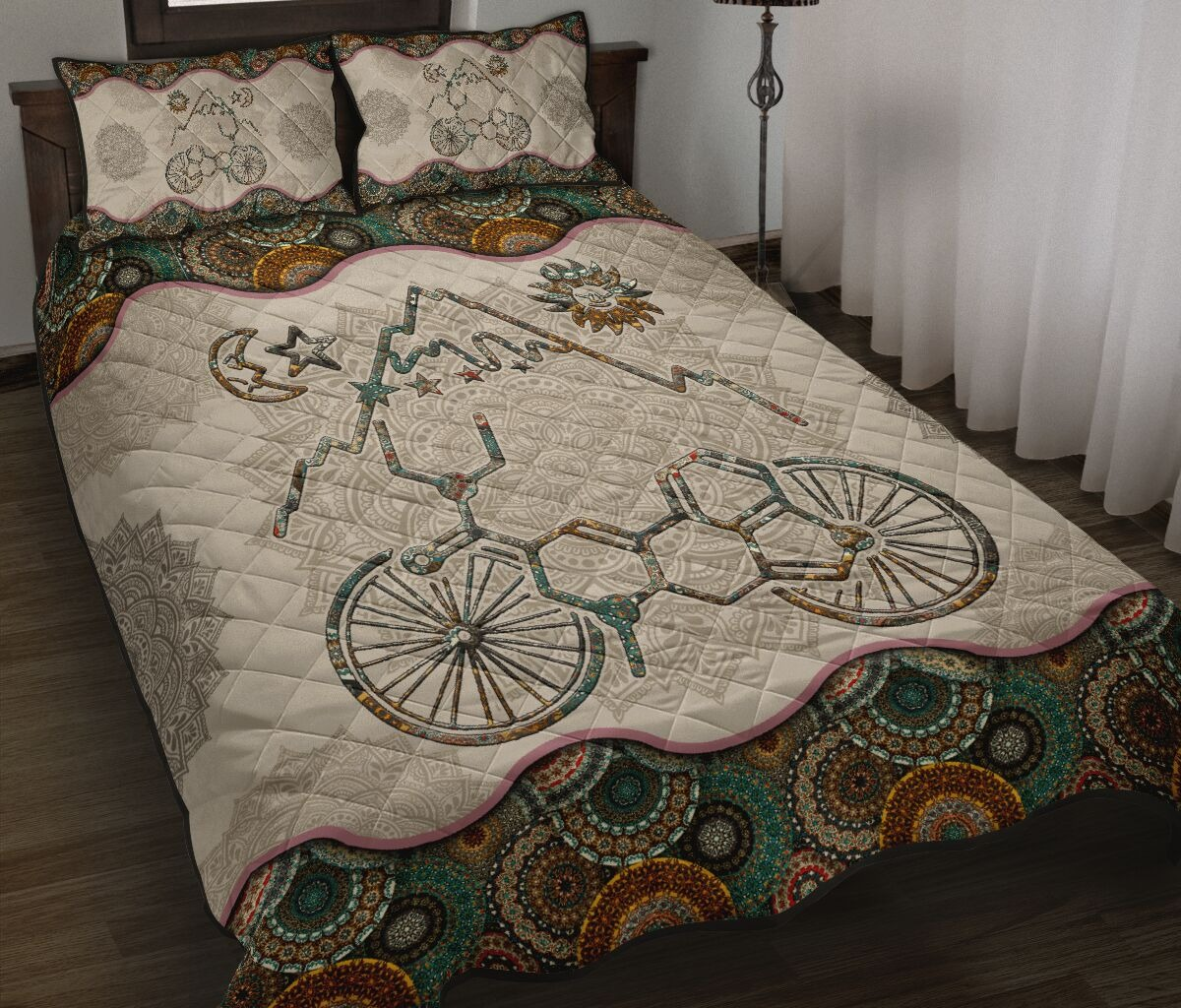 Cycling Bedding Sets