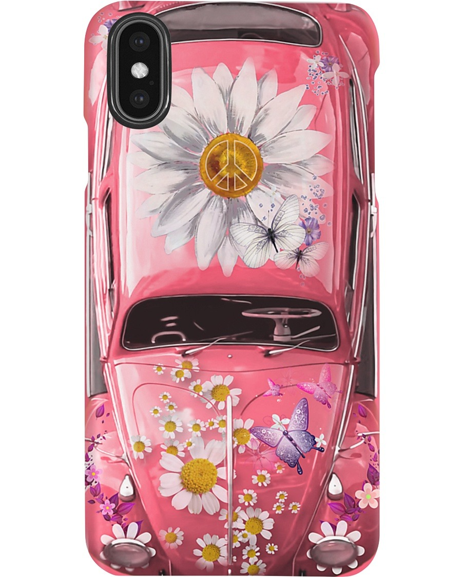 Daisy Volkswagen Beetle VW Bugs phone case xs