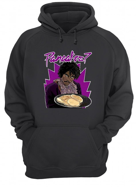 Dave Chappelle as Prince Pancake Hoodie