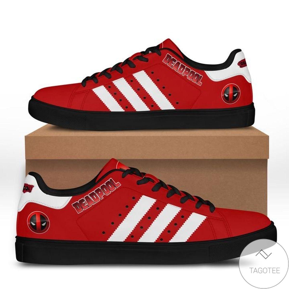 Deadpool Stan Smith Shoes