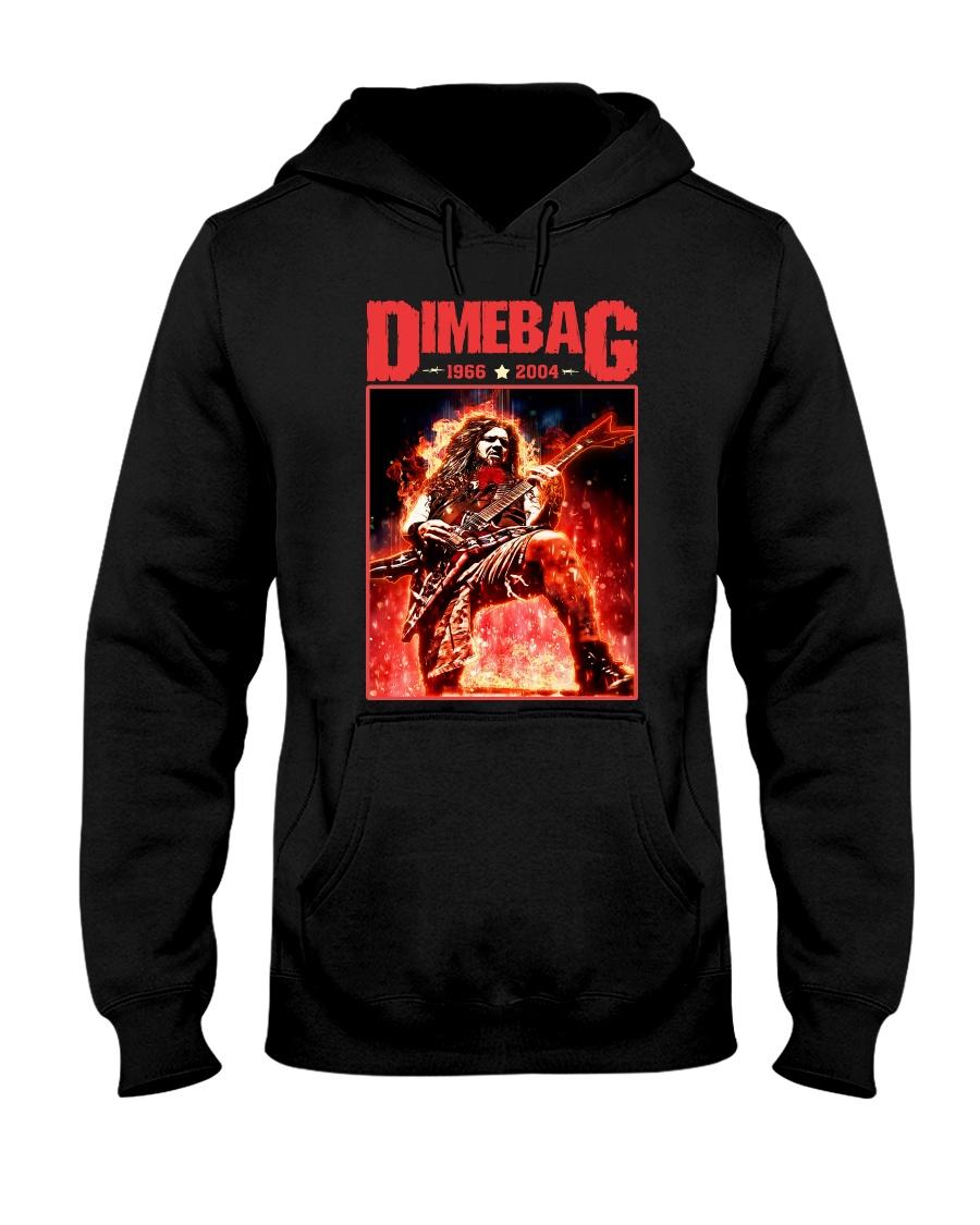 Dimebag Darrell 1966-2004 hoodie