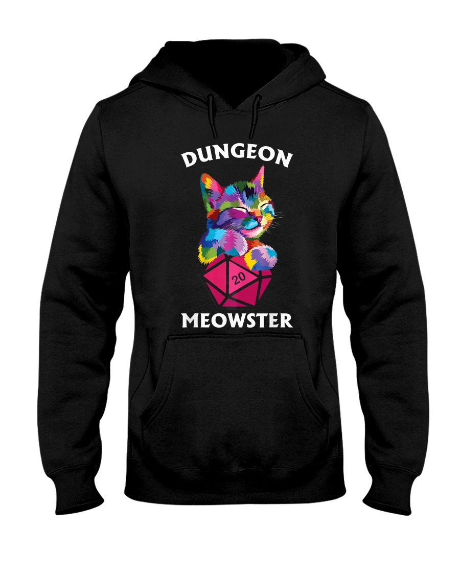 Dungeon Meowster Hoodie