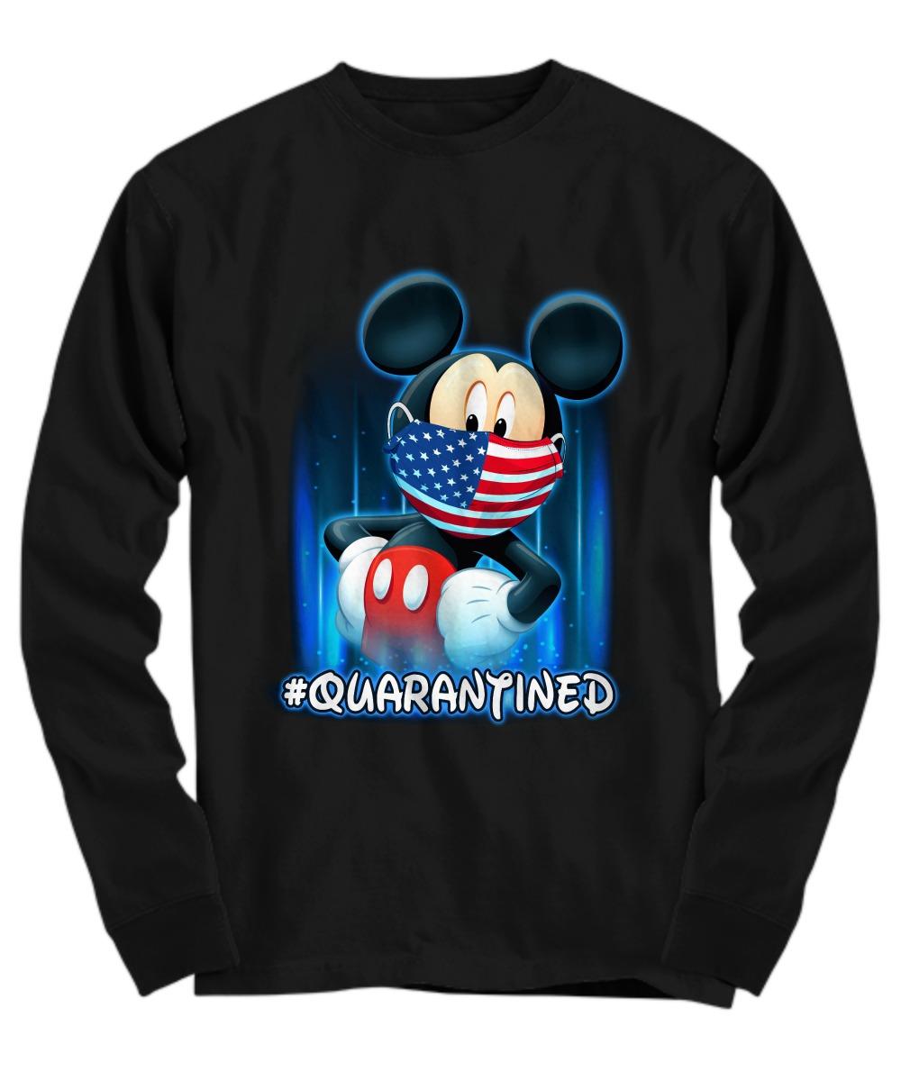 Mickey Mouse - Quarantined long sleeve