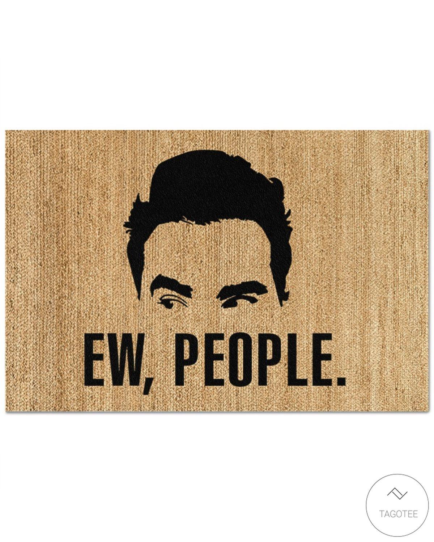 Ew People David Doormat