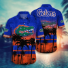 Florida Gators Tropical Hawaiian Shirt, Beach Short