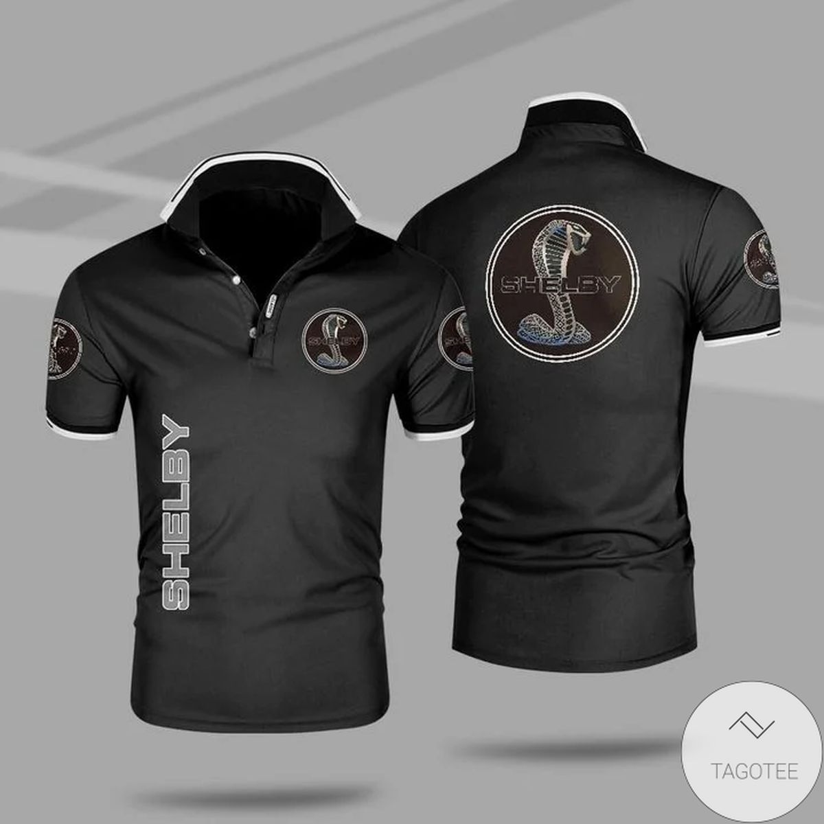 Ford Shelby Polo Shirt