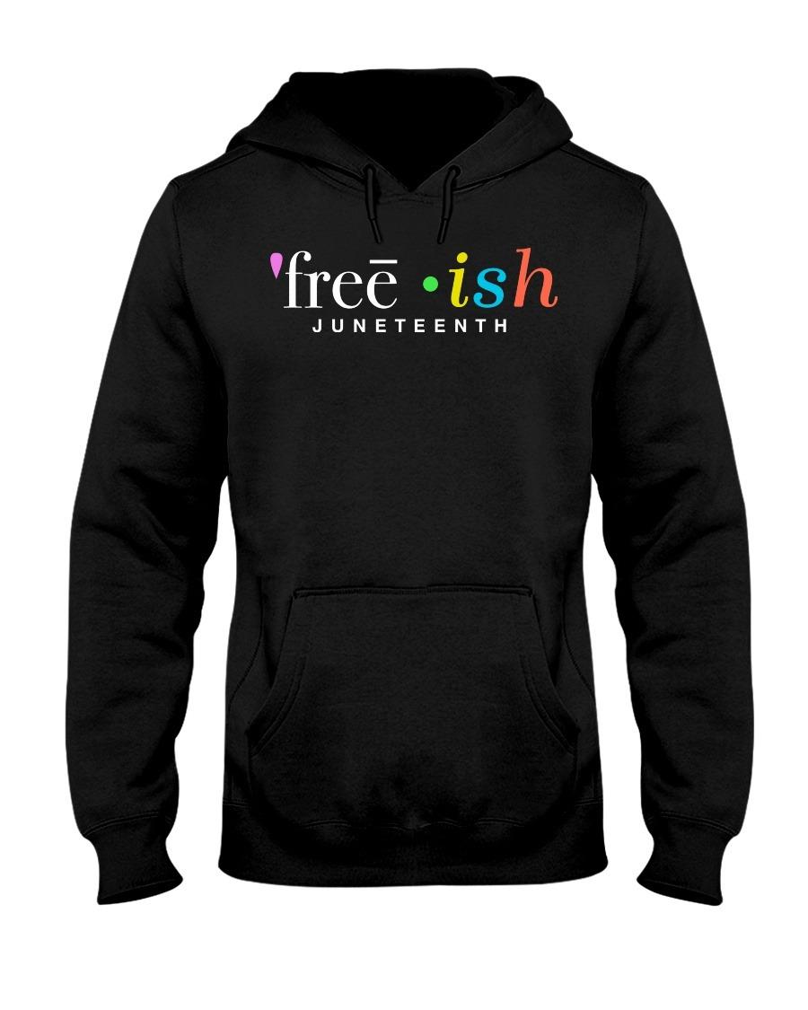 Free-Ish Juneteenth Hoodie