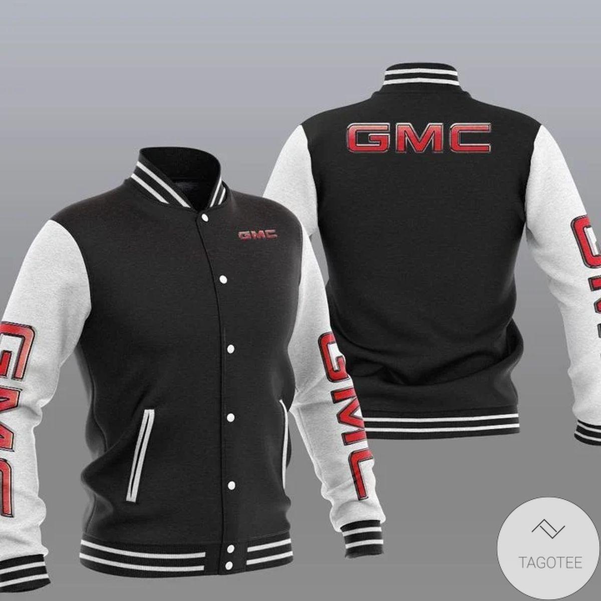 Gmc Varsity Baseball Jacket
