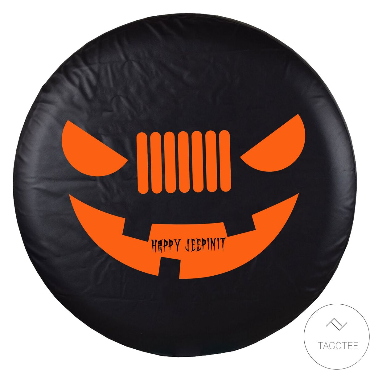 Rating Happy Jeepinit Halloween Spare Tire Cover