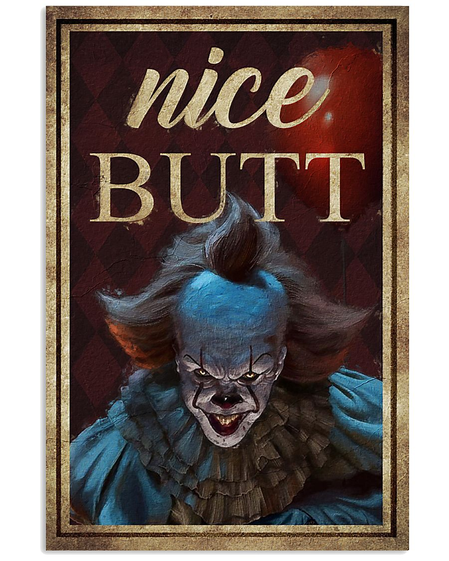 IT Pennywise Nice Butt poster 1