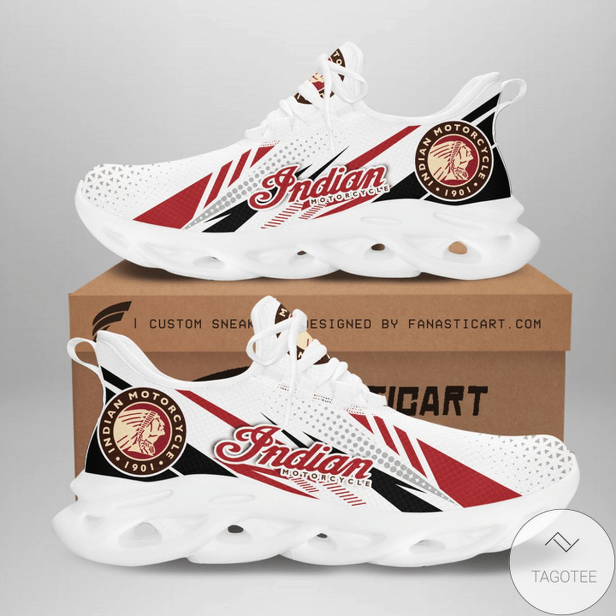 Indian Motorcycle Sneaker Max Soul Shoes